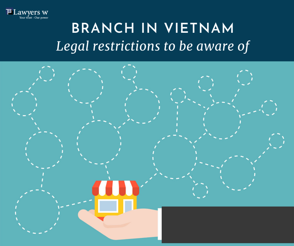 Branch establishment in Vietnam: Legal restriction