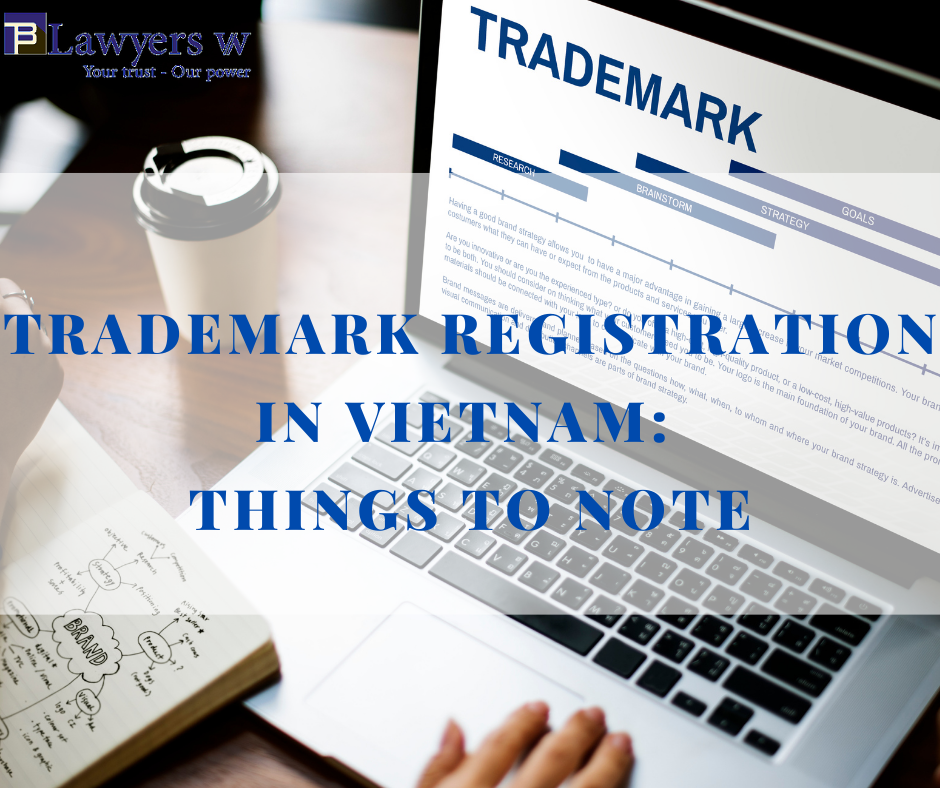 trademark registration in Vietnam: note