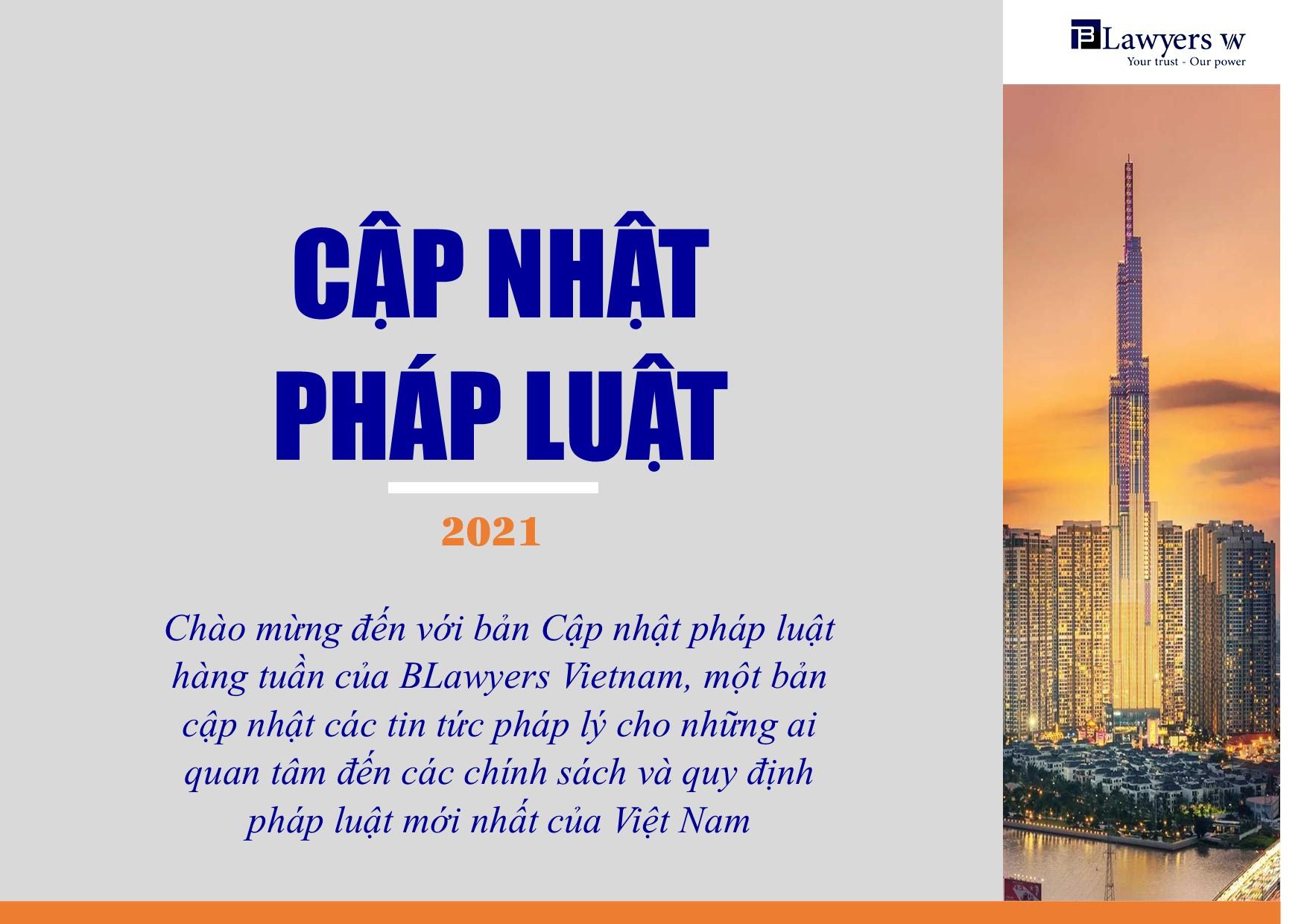 BLawyers Vietnam - cập nhật pháp luật
