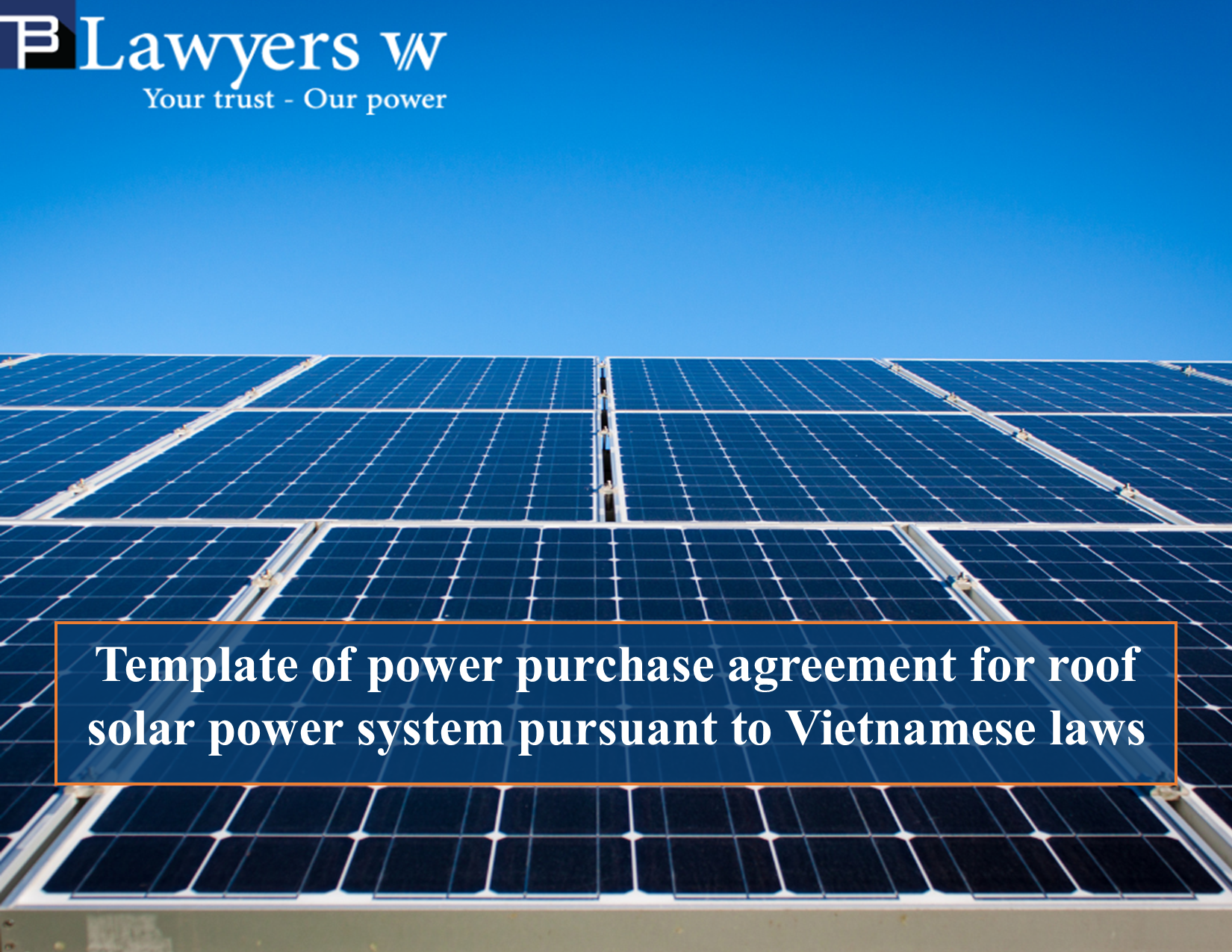 Power sale and purchase agreement template